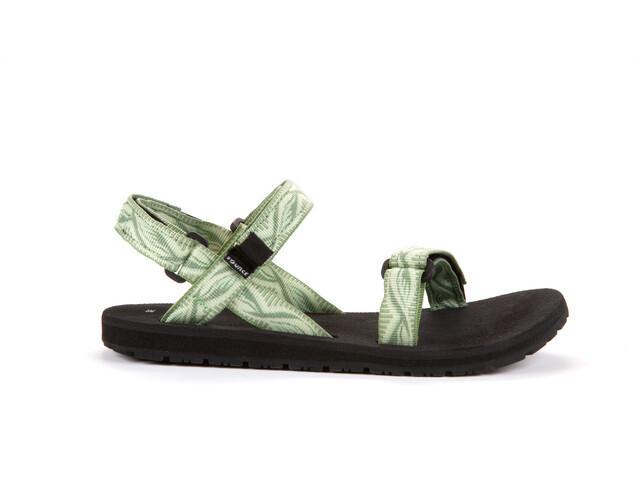 SOURCE Classic Sandalen Dames, groen
